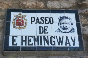 Paseo Hemingway Ronda