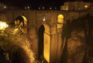 Pont de Ronda de nuit