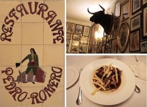 Restaurant Pedro Romero Ronda