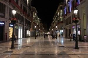 Rue Larios Malaga