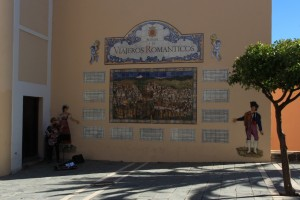 Ronda ville romantique