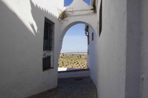 Village blanc d'Arcos de la Frontera