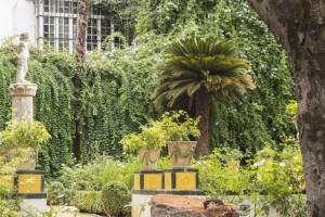 Jardins de la casa de Pilatos