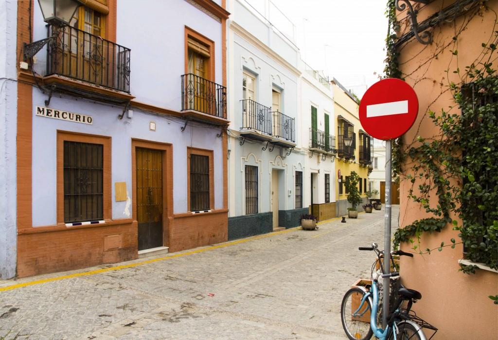 Quartier Macarena à Séville