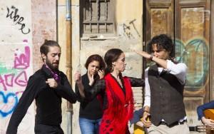 Spectacle de Flamenco à Grenade
