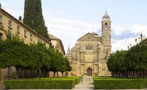 Chapelle du sauveur à Ubeda