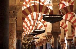 Arches de la mosquée de Cordoue