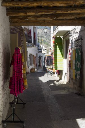 Boutique à Pampaneira
