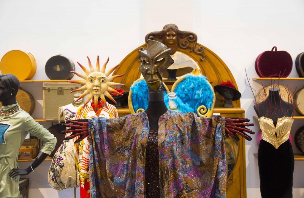 Robes Musée de l'Automobile Malaga