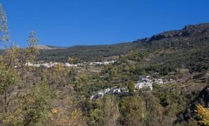 Les villages blancs des alpujarras