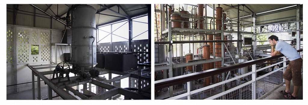 Ancienne distillerie de l'Habitation Clément