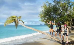 Plage Les Salines en Martinique