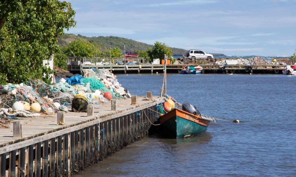 Port de pêche du Vauclin