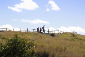 Randonnée presqu'île de la caravelle
