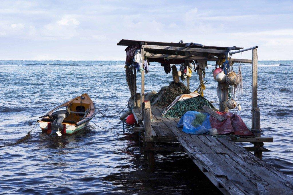 Village de pêcheurs, Randonnée Trou Cochon