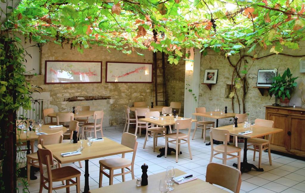 """Restaurant """"Le Soufflot"""" à Irancy"""