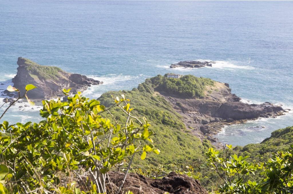 Station Météo de la presqu'île de la Caravelle