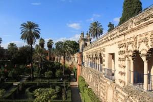 Jardins du Real Alcazar de Séville