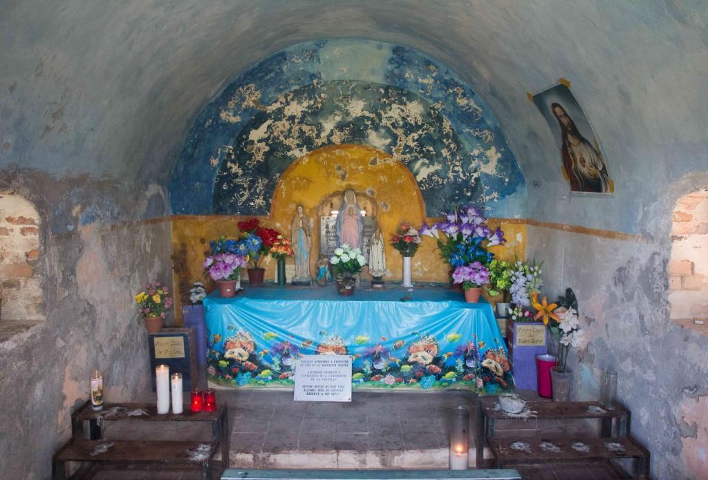 Chapelle Fatima ou chapelle de la vierge des marins