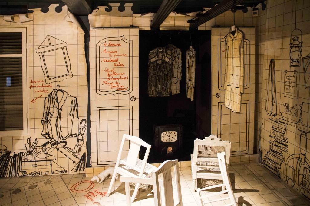 Costumes de la Maison Satie