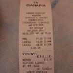 Road Trip en Grèce : Budget