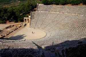 Road Trip en Grèce : Epidaure