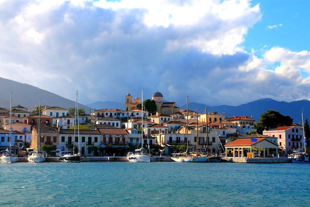 Road Trip en Grèce : Galaxidi