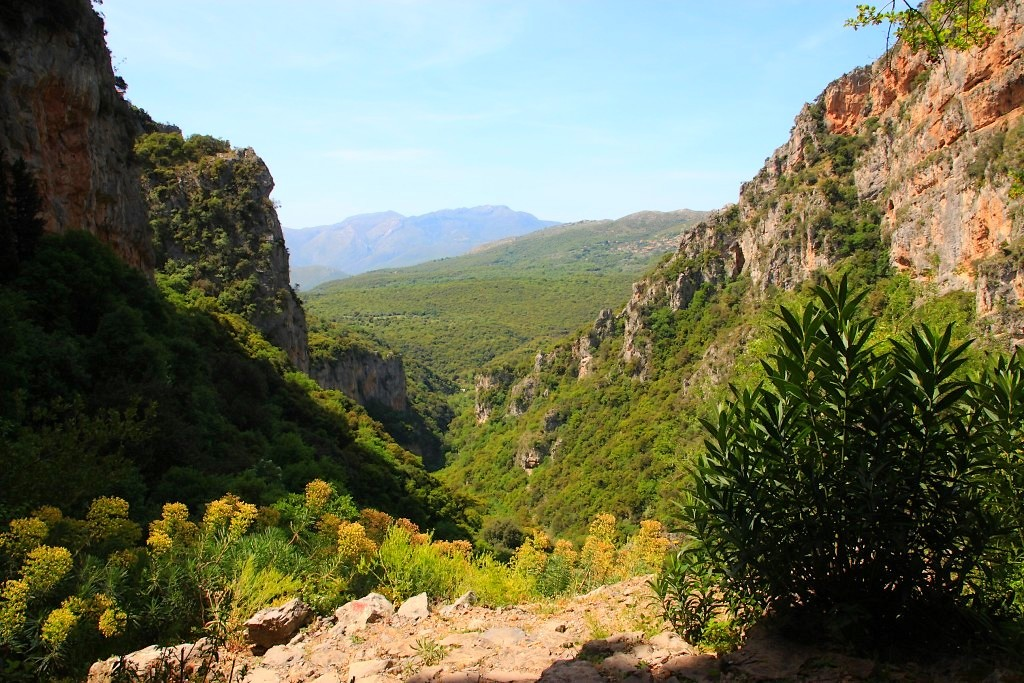 Road Trip en Grèce : Les Gorges de Loussios