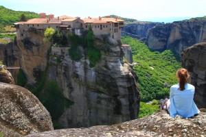 Road Trip en Grèce : Météores