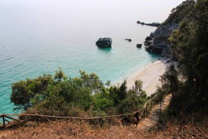 Road Trip en Grèce : Milopotamos