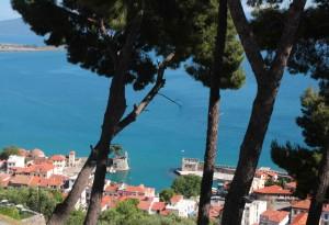 Road Trip en Grèce : Naupacte