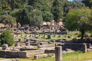 Road Trip en Grèce : Olympie