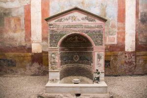 La Maison de la petite fontaine à Pompéi