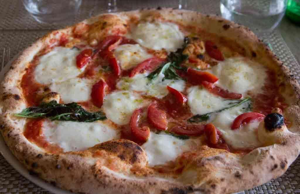 Pizza à Naples