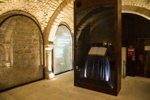 Salle 1 de l'Historial Jeanne d'Arc
