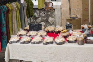 Spécialités provençales du marché de Cassis