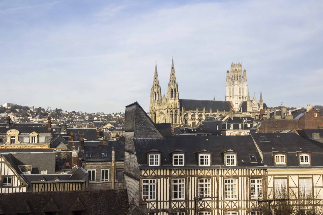 Abbatiale Saint-Ouen à Rouen
