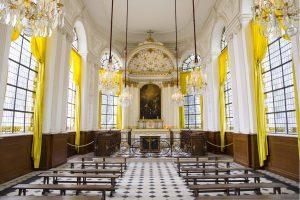 La chapelle d'Aubigné, Historial Jeanne d'Arc