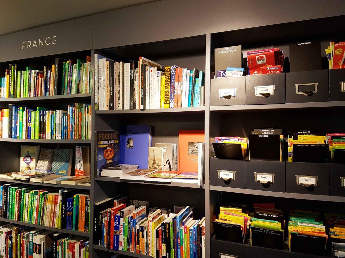Guides France de la librairie Voyageurs du Monde