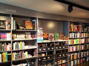 Guides de voyage à la librairie Voyageurs du Monde