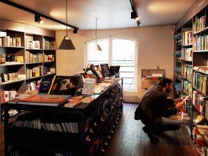 Librairie Voyageurs du Monde à Paris