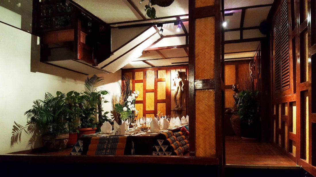 Restaurant Blue Elephant Paris