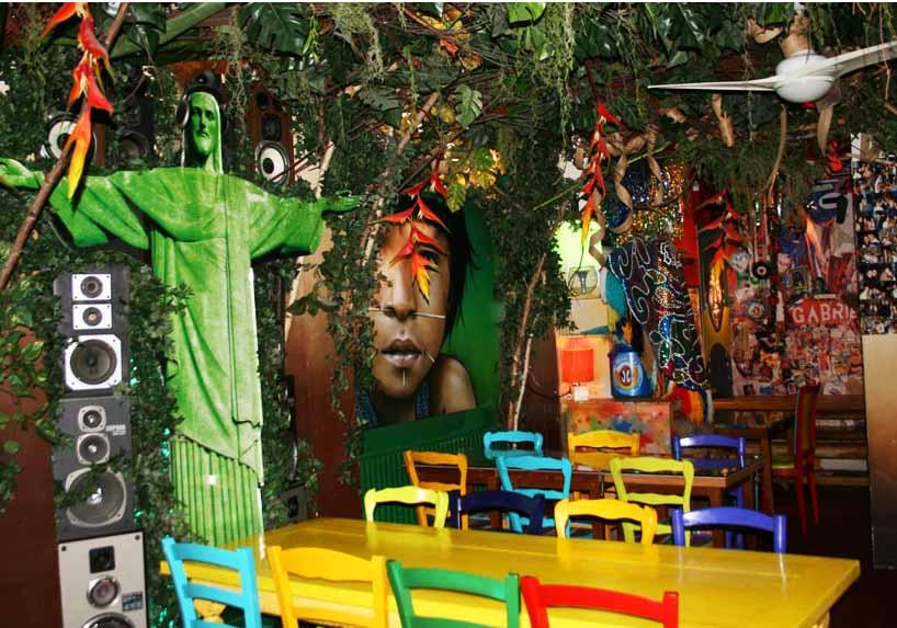Restaurant Gabriela à Paris