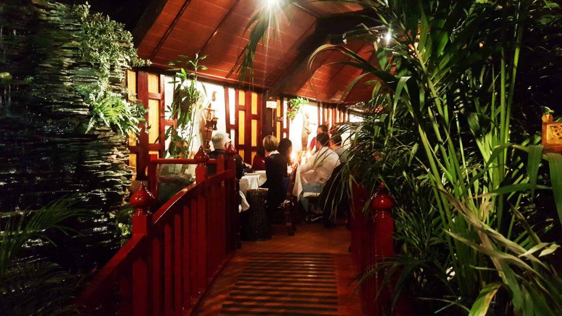 Restaurants qui font voyager à Paris