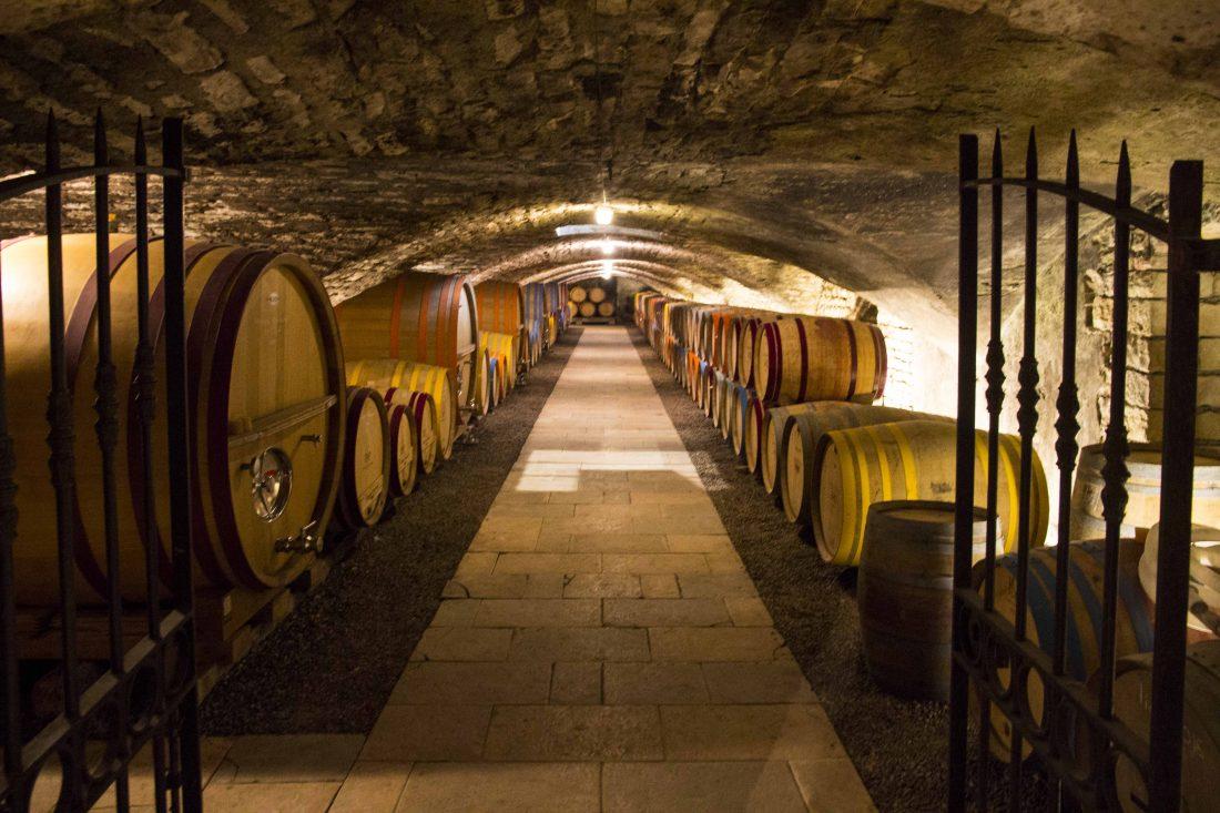 Caves du château de Chassagne-Montrachet