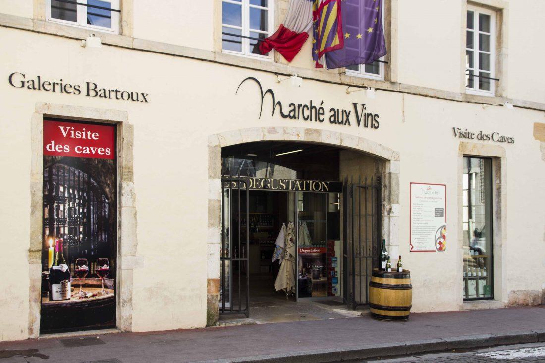 Marché aux vins de Beaune