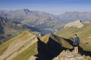 Photo randonnée grand angle